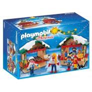 Playset CHRISTMAS FAIR Original PLAYMOBIL 5587 Christmas