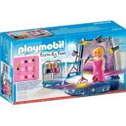 Playset SUMMER DISCO MUSIC Original PLAYMOBIL PLAYMOBIL 6983 Family Fun