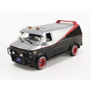 A-TEAM DieCast Model Car 18cm Van GMC VANDURA 1983 Scale 1/24 ORIGINAL Greenlight