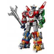 Model VOLTRON Legendary Defender Of The Universe Playset LEGO IDEAS 022 21311