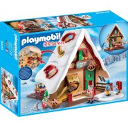 Playset Christmas Bakery with Cookie Cutters PLAYMOBIL 9493 CHRISTMAS