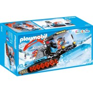 Playset SnowCat PLAYMOBIL 9500 FAMILY FUN