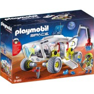 Playset Mars Research Vehicle PLAYMOBIL 9489 SPACE