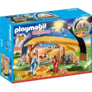 Playset Illuminating Nativity Manger PLAYMOBIL 9494 CHRISTMAS
