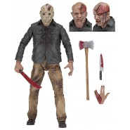 JASON Resin Action Figure HUGE GIANT 50cm Scale 1/4 From Friday the 13th 2018 Original NECA Final Chapter