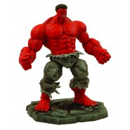 ACTION FIGURE RED HULK 24cm Original MARVEL SELECT Special Collector Edition