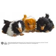 SET COMPLETO 3 Peluche MINI BABY SNASO NIFFLER Animali Fantastici I Crimini di Grindelwald 15cm ORIGINALE Licenza Warner Bros