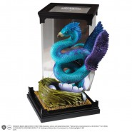 OCCAMY Bird Feathered Snake Resin Animal Statue 12cm from HARRY POTTER Original NOBLE Collection MAGICAL CREATURES N.5