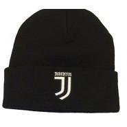 Winter HAT Beanie BLACK Original JUVENTUS New Logo JJ Official