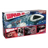 SPACE 1999 Kit Model EAGLE TRANSPORTER 55cm 22'' Large XXL SPECIAL Edition 1/48 MPC With Autograph