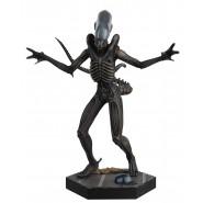 XENOMORPH Figura Resina Metallica 14cm da Alien  Scale 1/16 Serie Eaglemoss HERO Collector