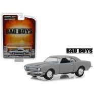 BAD BOYS Modello DieCast 1968 CHEVROLET CAMARO Scala 1/64 ORIGINALE Greenlight Serie 21