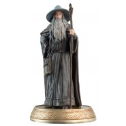 GANDALF the Grey Figure RESIN 7cm Scale 1/25 HOBBIT COLLECTOR'S SERIE Eaglemoss Middle Earth Lord Ring Wizard