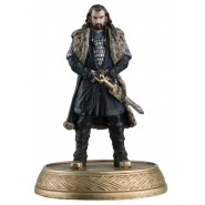 THORIN Oakenshield Figure RESIN 6cm Scale 1/25 HOBBIT COLLECTOR'S SERIE Eaglemoss LO HOBBIT