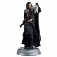 JON SNOW Figura RESINA 8cm Scala 1/21 SERIE OFFICIAL COLLECTOR'S MODEL Eaglemoss Trono Di Spade Game Of Thrones