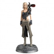 DAENERYS TARGARYEN Figura RESINA 8cm Scala 1/21 SERIE OFFICIAL COLLECTOR'S MODEL Eaglemoss Trono Di Spade Game Of Thrones