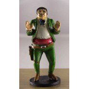 CICO Felipe Cayetano TEX Rare COMIC FIGURE from italian serie FUMETTI 3D COLLECTION Issues 9 Collection HOBBY WORK