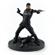ADAM JENSEN Statue Figure 21cm from DEUS EX Mankind Divided Original OFFICIAL Gaya