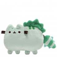 PUSHEEN Cat COIN PURSE Dragon Green 15cm Original and Official