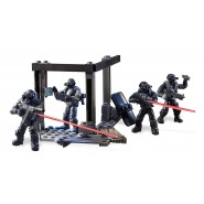 Building Playset NIGHT OPS Blackout SQUAD Soldiers From Videogame COD Call Of Duty MEGA