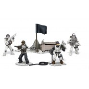 Building Playset ARCTIC TROOPERS Snow SQUAD Soldiers From Videogame COD Call Of Duty MEGA