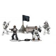 Playset Mattoncini Squadra TRUPPA ARTICA Montagna Neve Soldati da videogioco COD Call Of Duty MEGA