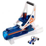 BALLISTIC Ball-zooka PLAYSET Cars LAUNCHER Hot Wheels Mattel W3602