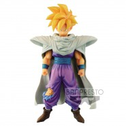DRAGONBALL Z Figura Statua 20cm SON GOHAN Super Saiyan SS GRANDISTA Resolution Of Soldiers BANPRESTO