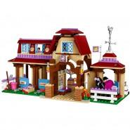 Playset Diorama CIRCOLO EQUESTRE Cavalli DI HEARTLAKE Lego Friends 41126