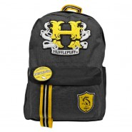 HARRY POTTER Backpack HUFFLEPUFF Big 43 x 41 x 13cm ORIGINAL Bioworld