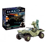 UNSC WARTHOG Vehicle Car Model KIT Scale 1/32 Revell HALO Lights and sounds