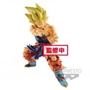 DRAGONBALL Figura Statua 17cm GOKU Son Gokou LEGENDS KAMEHAMEHA Banpresto Japan