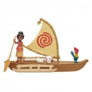 VAIANA Box Figures ADVENTURE CANOE Pua HeiHei Original HASBRO C0147 Oceania