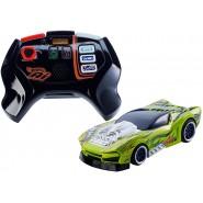 Radio Controller STREET SHAKER Green CAR For SLOT CAR RACING Track HOTWHEELS AI Original FBL87
