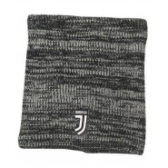NECK WARMER Beanie MELANGE with FLEECE inside Original JUVENTUS New Logo JJ Official
