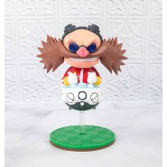 DR. EGGMAN Collectible Figure 10cm from Videogame SONIC THE HEDGEHOG Original LootGaming