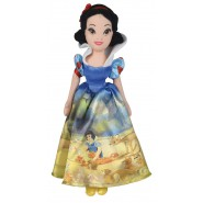 SNOW WHITE with STORY DRESS Plush 25cm ORIGINAL Disney