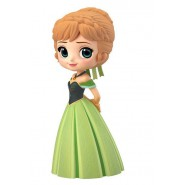 Figura Statuetta 14cm ANNA Frozen SPECIALE QPOSKET Coronation Style Banpresto DISNEY Versione B