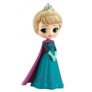 Figura Statuetta 14cm ELSA Frozen SPECIALE Versione B QPOSKET Coronation Style Banpresto DISNEY