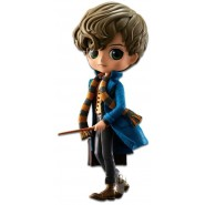 Figure Statue 14cm NEWT SCAMANDER QPOSKET Fantastic Beasts Magic Spell Wand Harry Potter Banpresto Special Version B