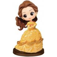 Figura Statuetta Collezione BELLA e La Bestia 7cm GIRLS FESTIVAL Disney Belle Beauty Beast Wonderland PETIT QPOSKET Banpresto