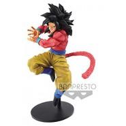 DRAGONBALL GT Figure Statue 19cm SON GOKOU Goku Super Saiyan 4 SS4 KAMEHAMEHA Banpresto Japan