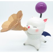 MOOGLE Moguri VIOLET Final Fantasy XIV SPEAKER BOX with cable Official SQUARE ENIX