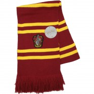 GRYFFINDOR SCARF Harry Potter ORIGINAL and OFFICIAL Warner Bros GRYFFONDOR