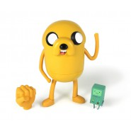 Figura Action JAKE 12cm da ADVENTURE TIME Originale JAZWARES