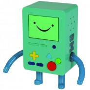 Figura Action BMO 12cm Computer da ADVENTURE TIME Originale JAZWARES