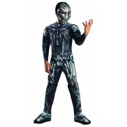 COSTUME Carnival ULTRON Baby DELUXE with MUSCLES Size LARGE 8/10 Years Rubie's AVENGERS 2
