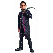 COSTUME Carnival HAWKEYE Baby DELUXE Size LARGE 8/10 YEARS from AVENGERS AGE OF ULTRON Rubie's