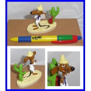 Figura Plastica SLOWPOKE RODRIGUEZ Amico Speedy Gonzales Collezione DE AGOSTINI Warner Bros LOONEY TUNES
