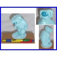 Figura Plastica HUGO Abominable Snowman 10cm Collezione DE AGOSTINI Warner Bros LOONEY TUNES